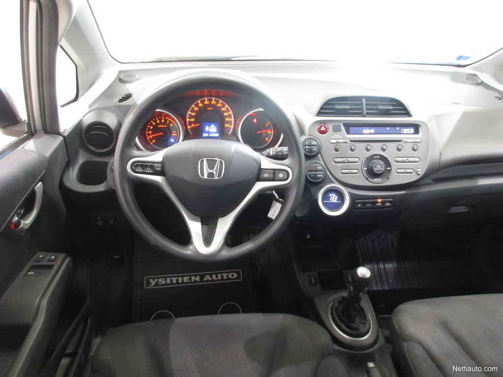 Honda Jazz, 1,4i Comfort Business***RAHOITUS JOPA ILMAN KÄSIRAHAA***
