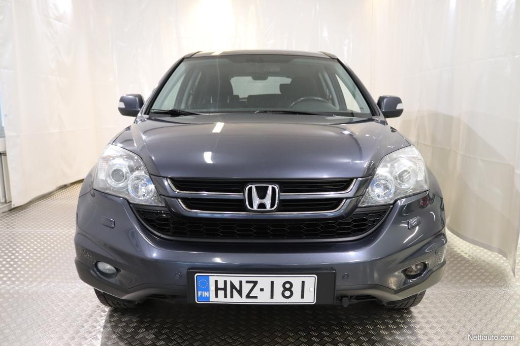 Honda CR-V, 2,2 i-DTEC Elegance *RAHOITUS JOPA ILMAN KÄSIRAHAA*