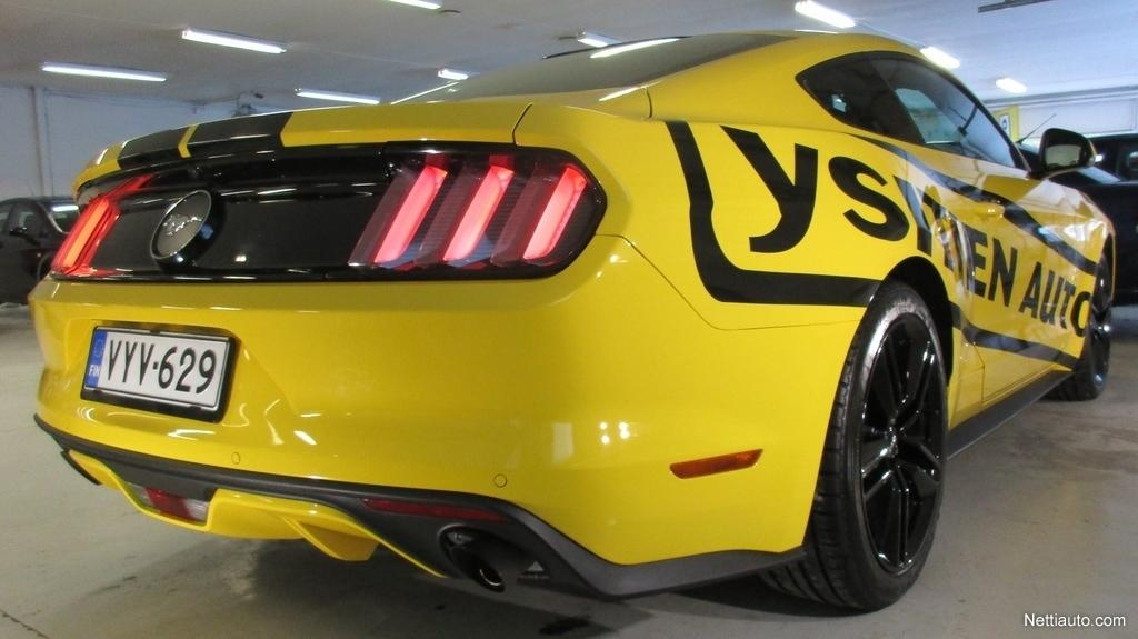 Ford Mustang, 2.3 EcoBoost 314HV M6 Fastback