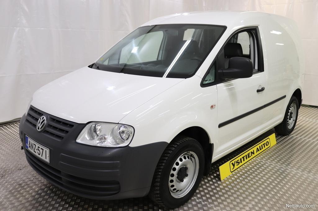 Volkswagen Caddy, umpipa 1,9 TDI 77kw SIS. ALV 24%