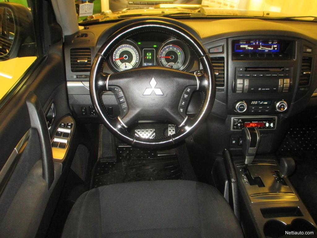 Mitsubishi Pajero, Wagon 3.2 DI-D Instyle A