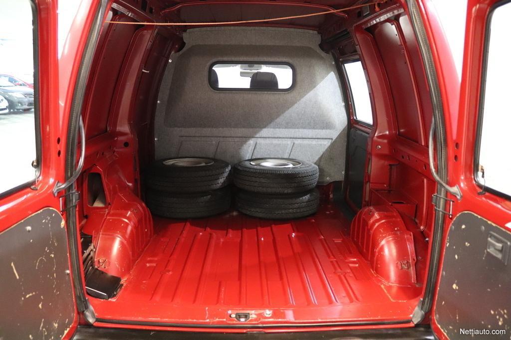 Fiat Scudo, VAN 1.9D