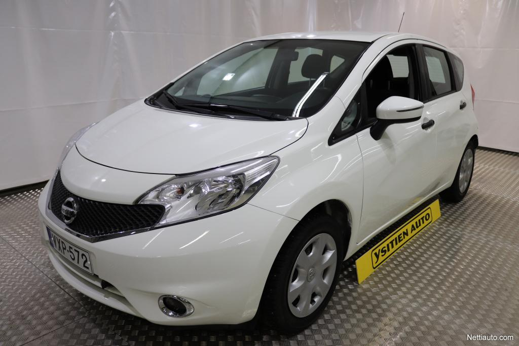 Nissan Note, 80 Visia