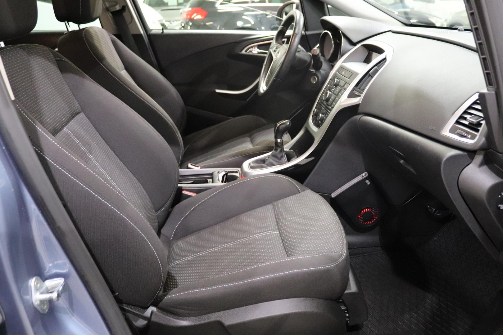 Opel Astra, Sport Tourer Sport 1,4 Turbo 103kw