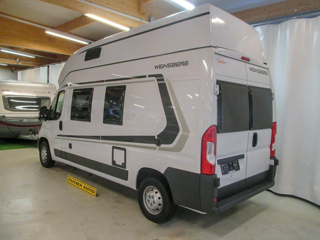 Weinsberg Carabus 601 MQH, 2,3 M-JET 130HV