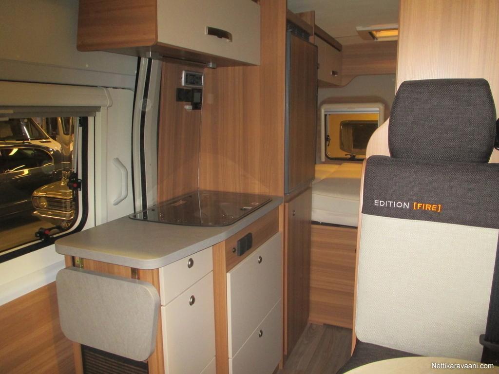Weinsberg Carabus 601 MQ Fire Edition, 2,3 M-JET 130HV