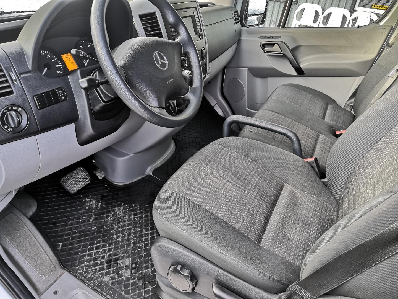 Mercedes-Benz Sprinter, 316CDI AUTOMAATTI WEBASTO KAUKOSÄÄDÖLLÄ NAVI P-KAMERA SIS 24% ALV