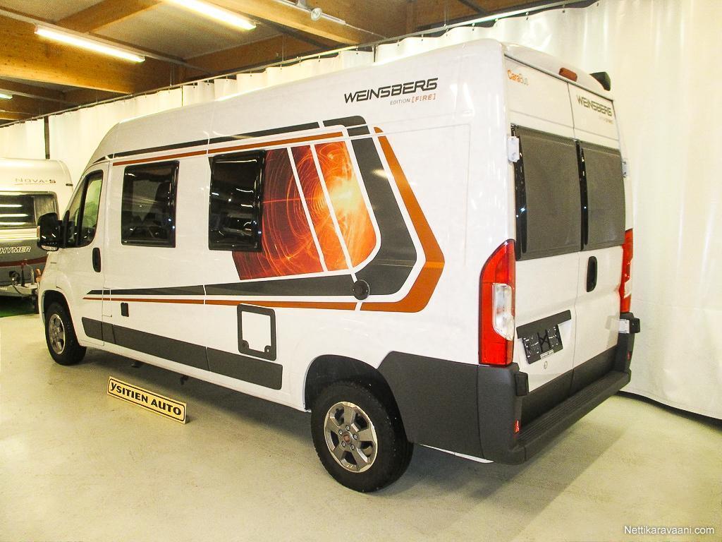 Weinsberg CaraBus 601 MQ Fire Edition, 2,3 M-JET 150HV AUT