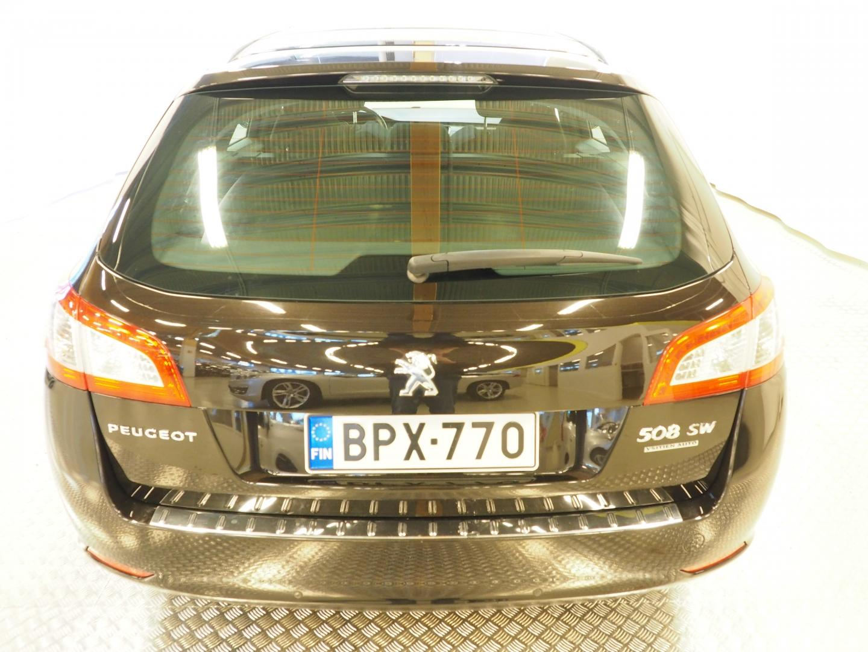 Peugeot 508, SW Active THP 156 LASIKATTO