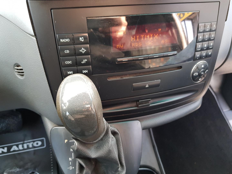 Mercedes-Benz Vito, umpi 120 CDI 2.7/32K keskip. A2 A