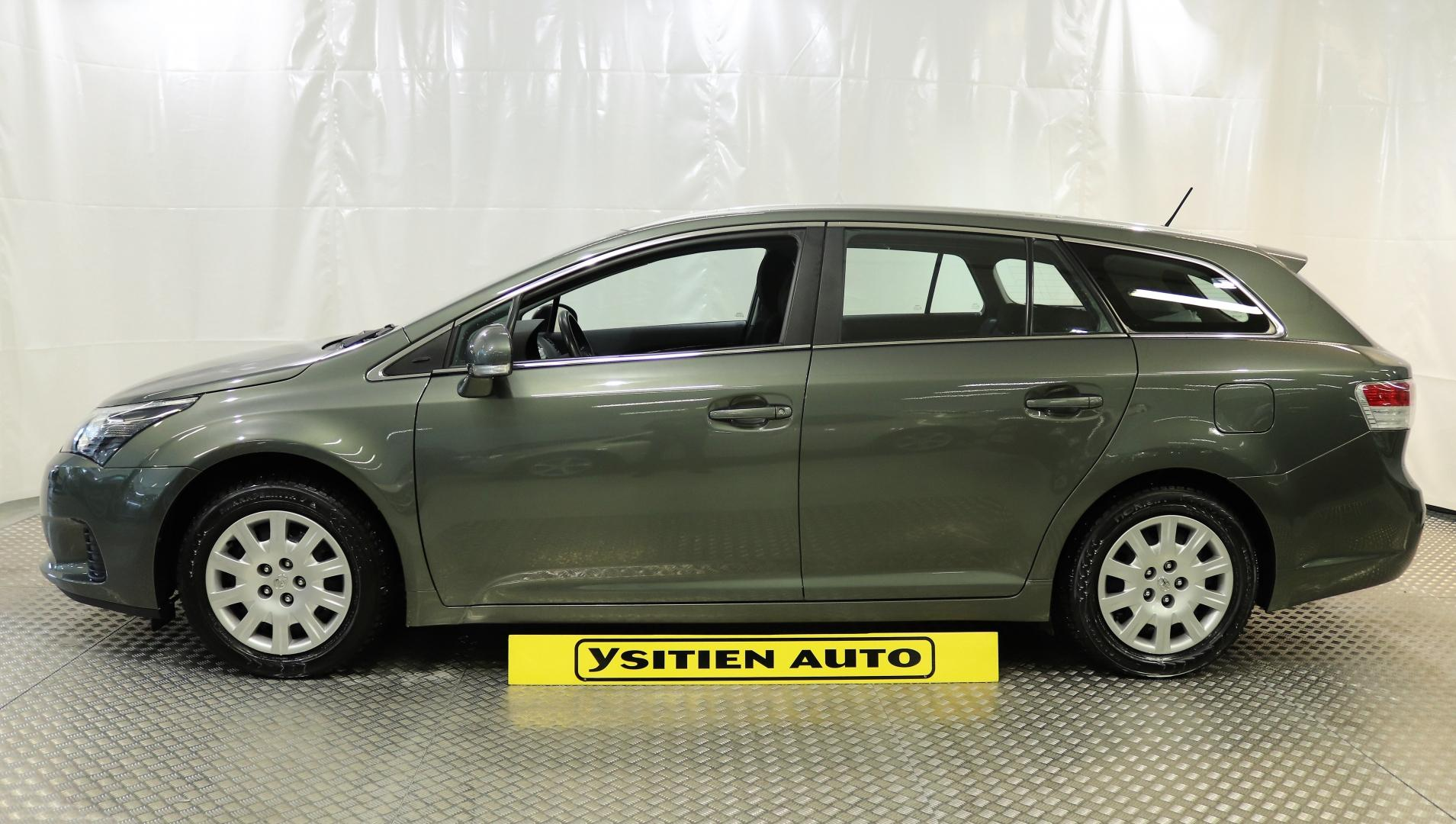 Toyota Avensis, 1,6 Valvematic Terra Edition Wagon (MY12)