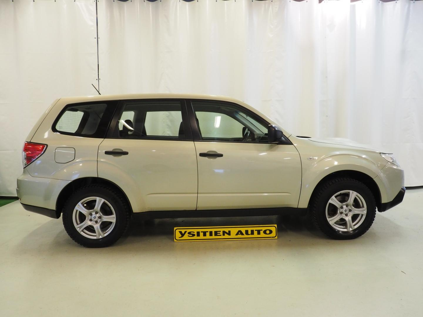 Subaru Forester, 2,0 X TD BR Business