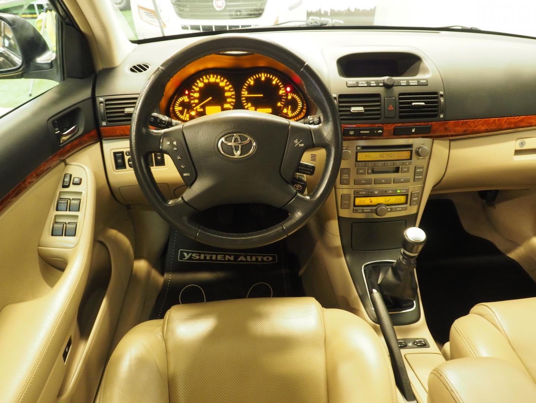 Toyota Avensis, 2.2 D4D 177 Sol Elegant Wagon