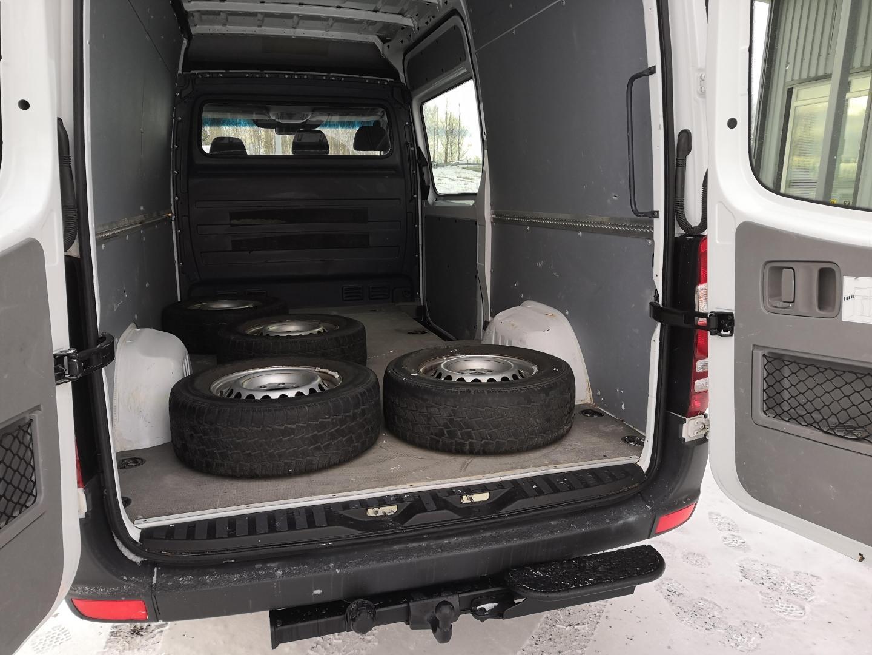 Mercedes-Benz Sprinter, 316CDI *134TKM* WEBASTO VETOKOUKKU ILMASTOINTI SIS 24% ALV
