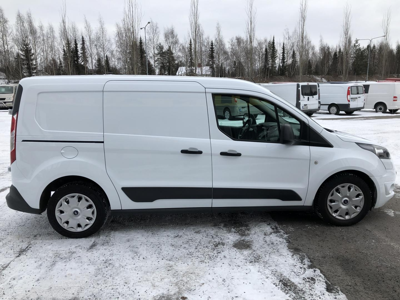 Ford Transit Connect, 1.6 TDCI 95HK 240 TREND L2H1 3-PAIKKAINEN WEBASTO VETOKOUKKU SIS. 24%ALV