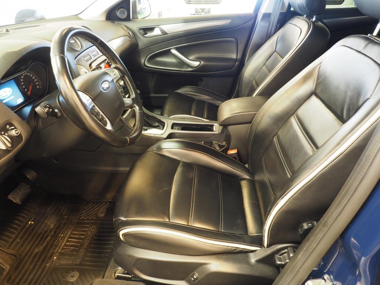 Ford Mondeo, 2,0 TDCi 140 Titanium Design Bsn Wagon A