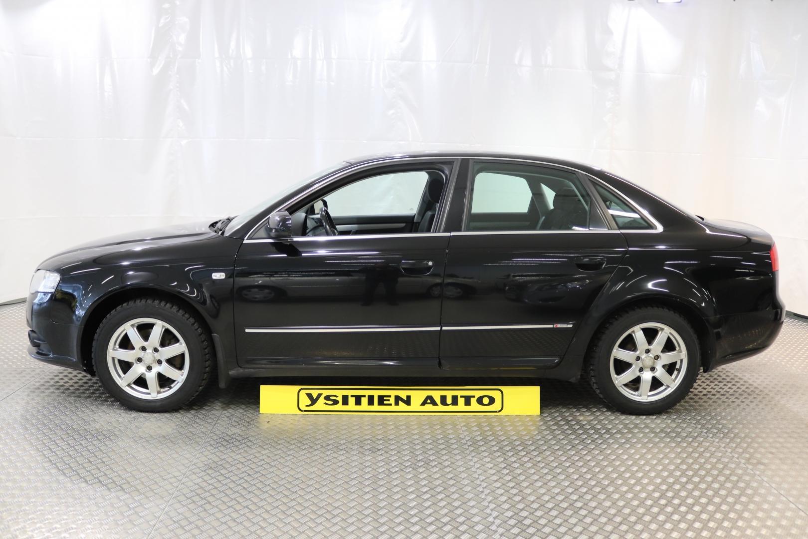 Audi A4, 2.0 Sport Edition 4d
