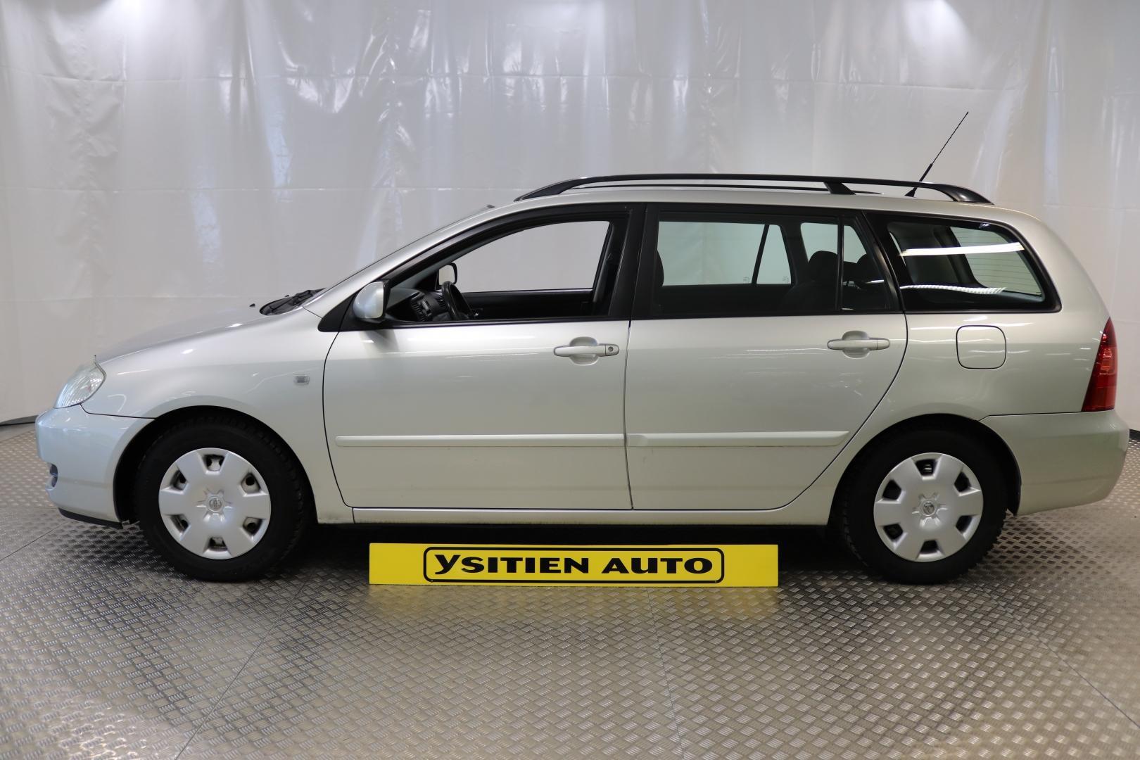 Toyota Corolla, 1.6 VVT-i Terra Wagon