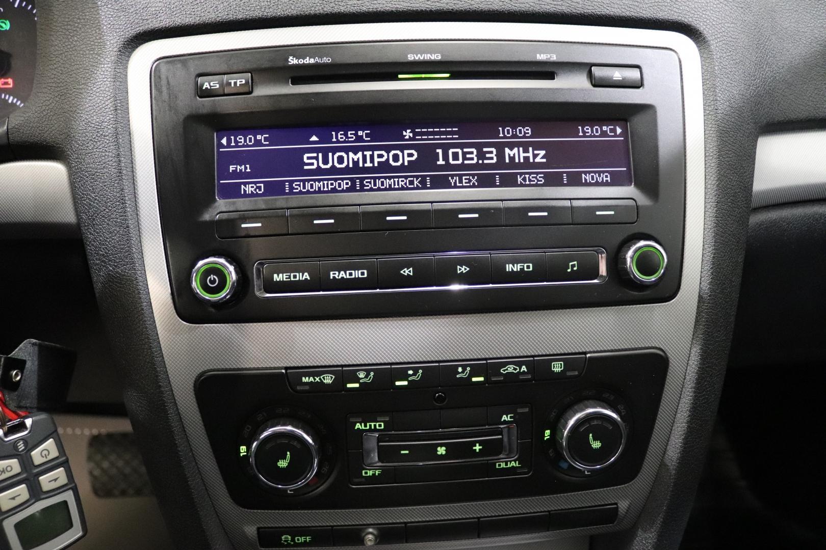 Skoda Octavia, Combi 2,0 TDI 140 Elegance DSG