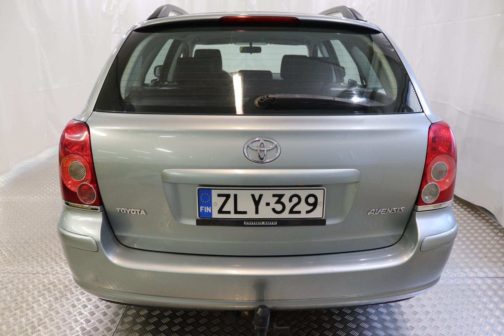Toyota Avensis, 1.6 VVT-i Linea Terra Wagon