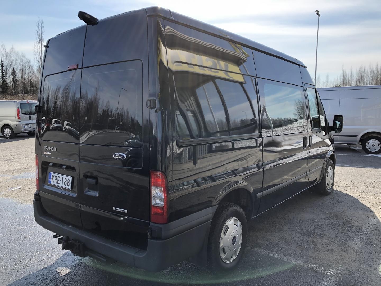 Ford Transit, 300M 2,2TDCI 140HV TREND HYVIN HUOLLETTU WEBASTO VAKKARI P-KAMERA VETOKOUKKU SIS 24% ALV
