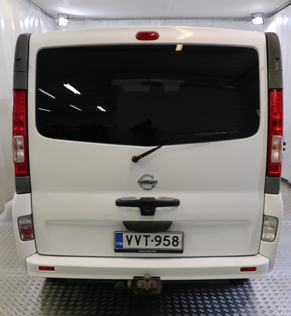 Nissan Primastar, Van L2H1 Sis. ALV 24%