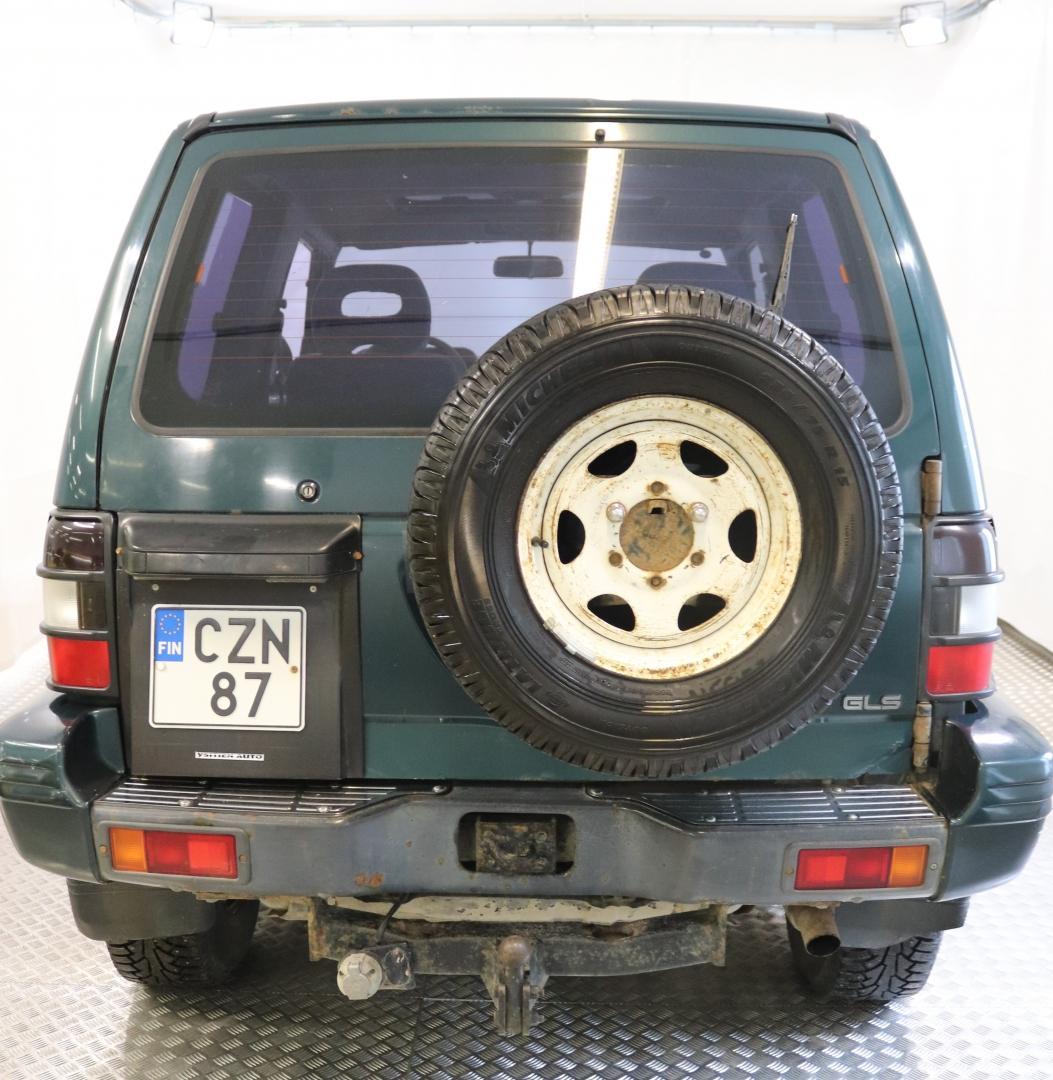 Mitsubishi Pajero, 2.5TD GL 3d
