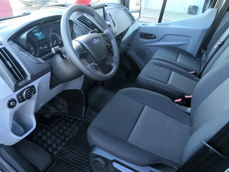 Ford Transit, 350 L3H2 170 HV *UUSI AUTO TAKUU 4V/100TKM* AUTOMAATTIVAIHTEET 3+4 HENGEN KEVYT K-A SIS24%ALV