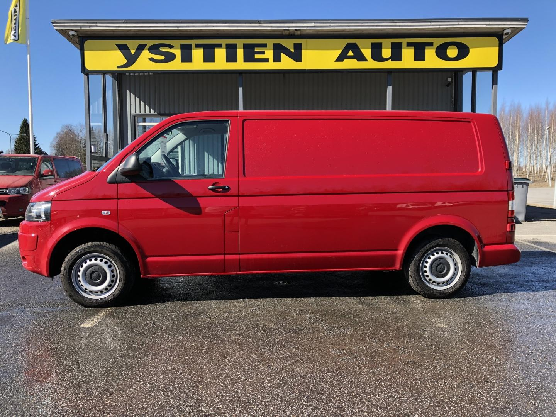 Volkswagen Transporter, 2.0 TDI PARIOVET PITKÄ MALLI SIS 24% ALV