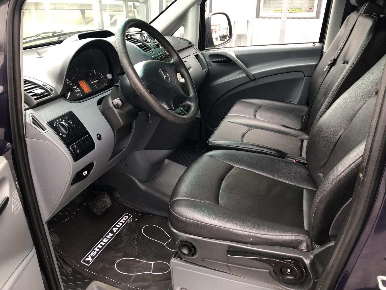 Mercedes-Benz Vito, 120 CDI 204HV A3 PITKÄ ILMASTOINTI WEBASTO VETOKOUKKU VAKKARI
