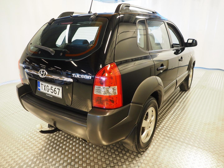 Hyundai Tucson, 2.0 GLS 4WD AC