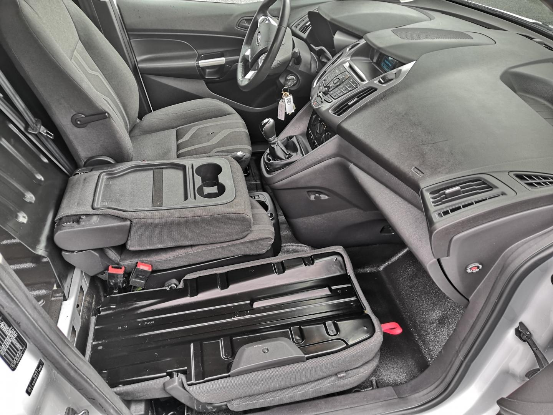 Ford Transit Connect, 1.6 TDCI 95HV TREND L1H1 3-HLÖ WEBASTO CRUISEI SIS. 24%ALV