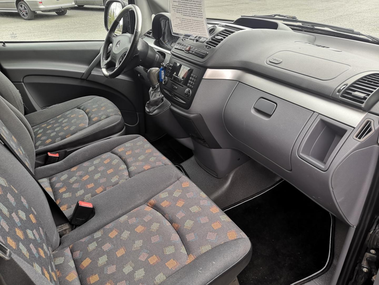 Mercedes-Benz Vito, 120 CDI AUTOMAATTI 204HV A2 ILMASTOINTI VAKKARI