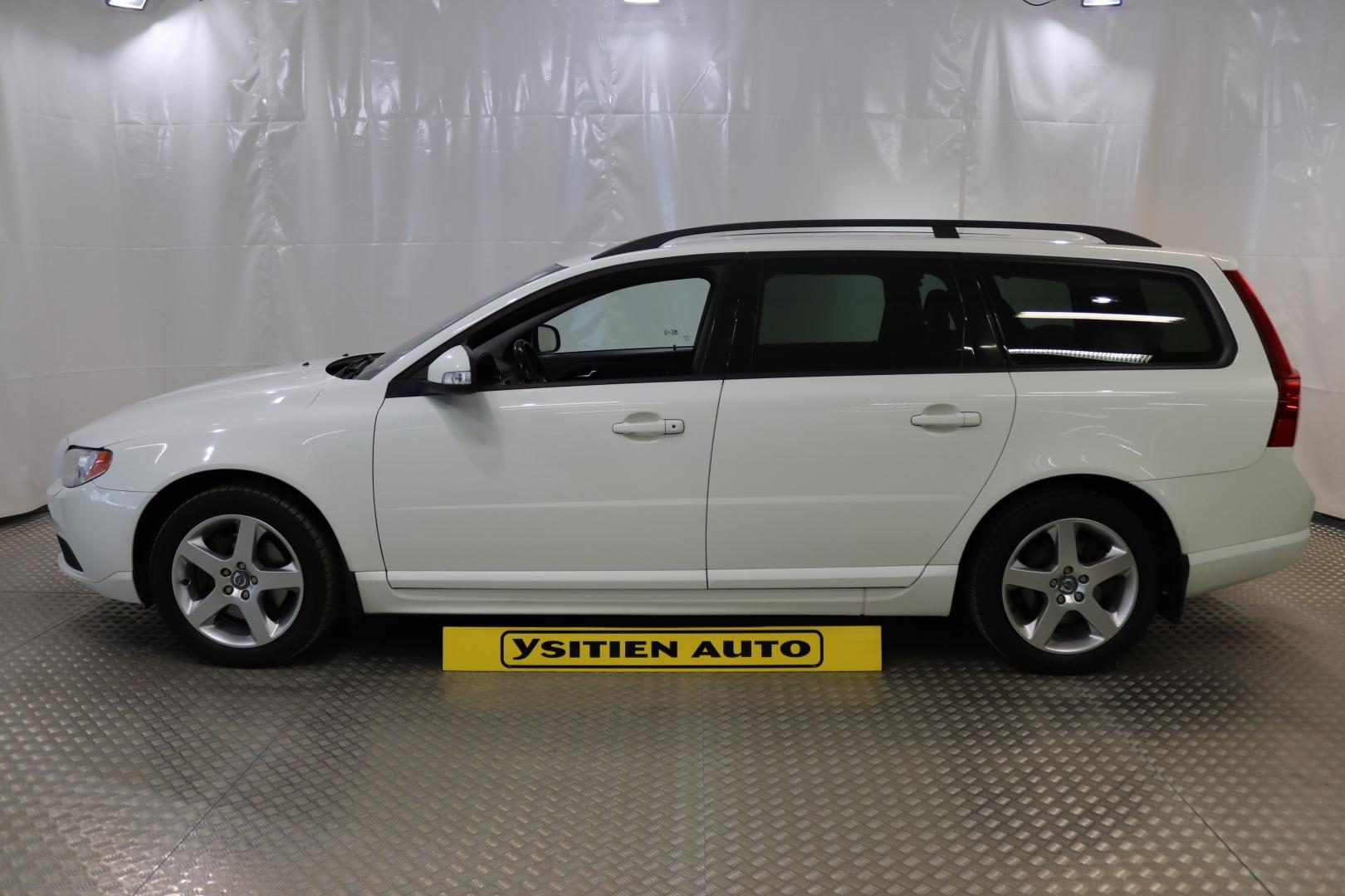 Volvo V70, D5 AWD Kinetic A