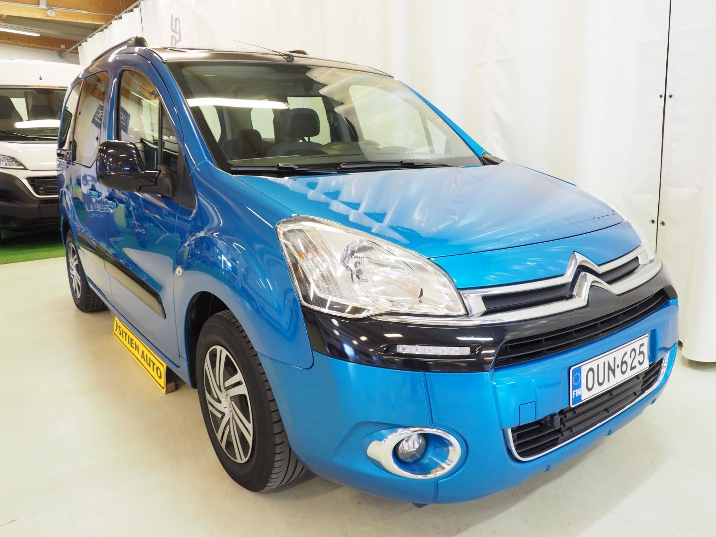 Citroen Berlingo, e-HDi 92 Edition Multispace Stop and Start