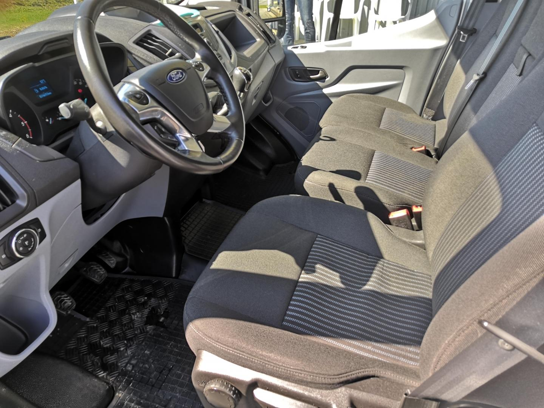 Ford Transit, 350 JUMBO L4H3 B-KORTILLINEN PAKETTIAUTO HINTA SIS 24% ALV