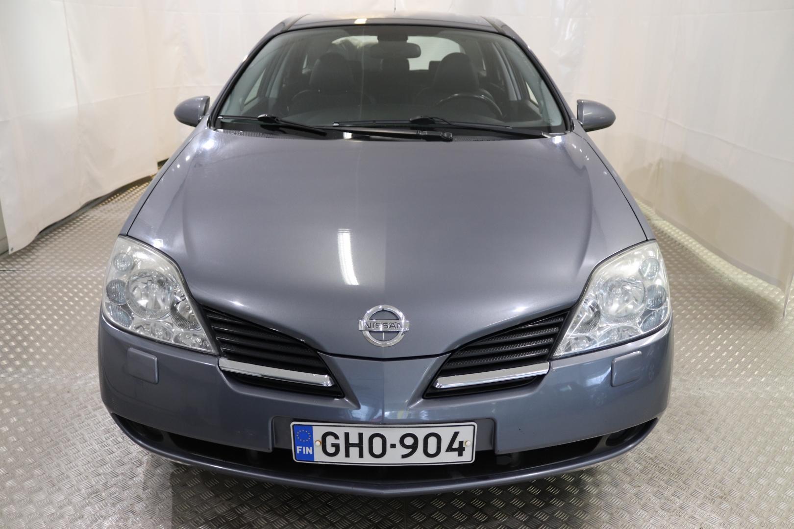 Nissan Primera, 1.6 XE Traveller