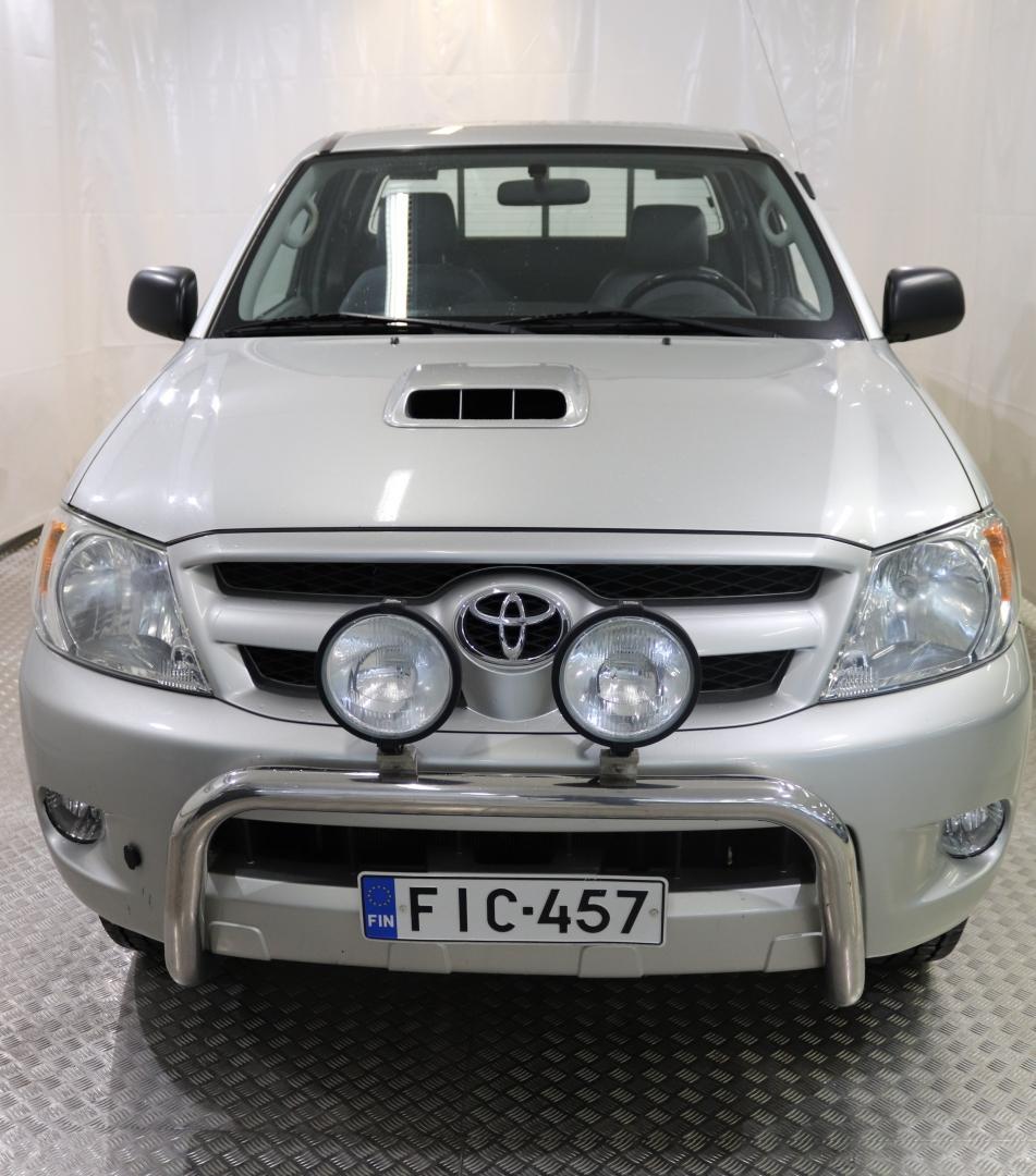 Toyota Hilux, 2.5 D4D 120 4wd DLX Extra Cab, SIS. ALV 24%