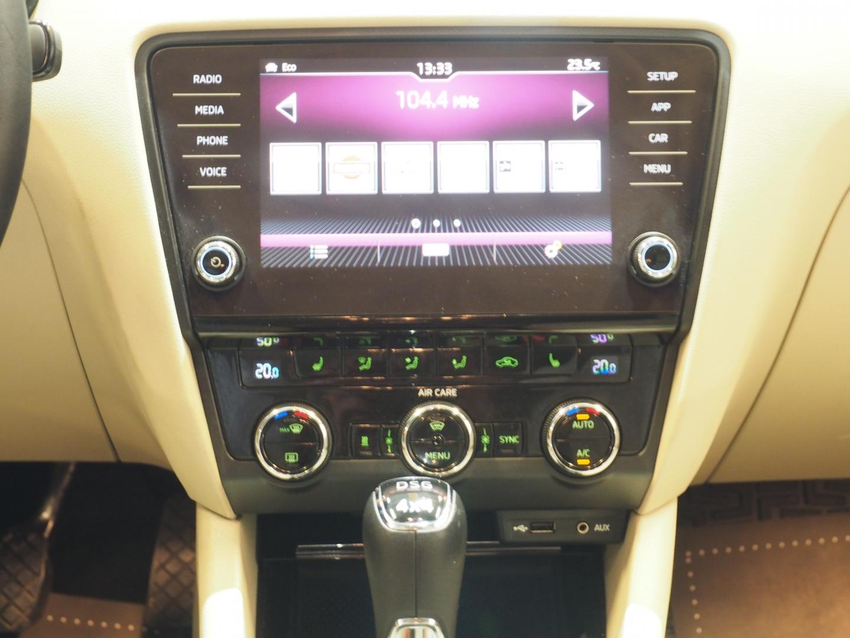 Skoda Octavia, 2,0 TDI 184 4x4 Style DSG