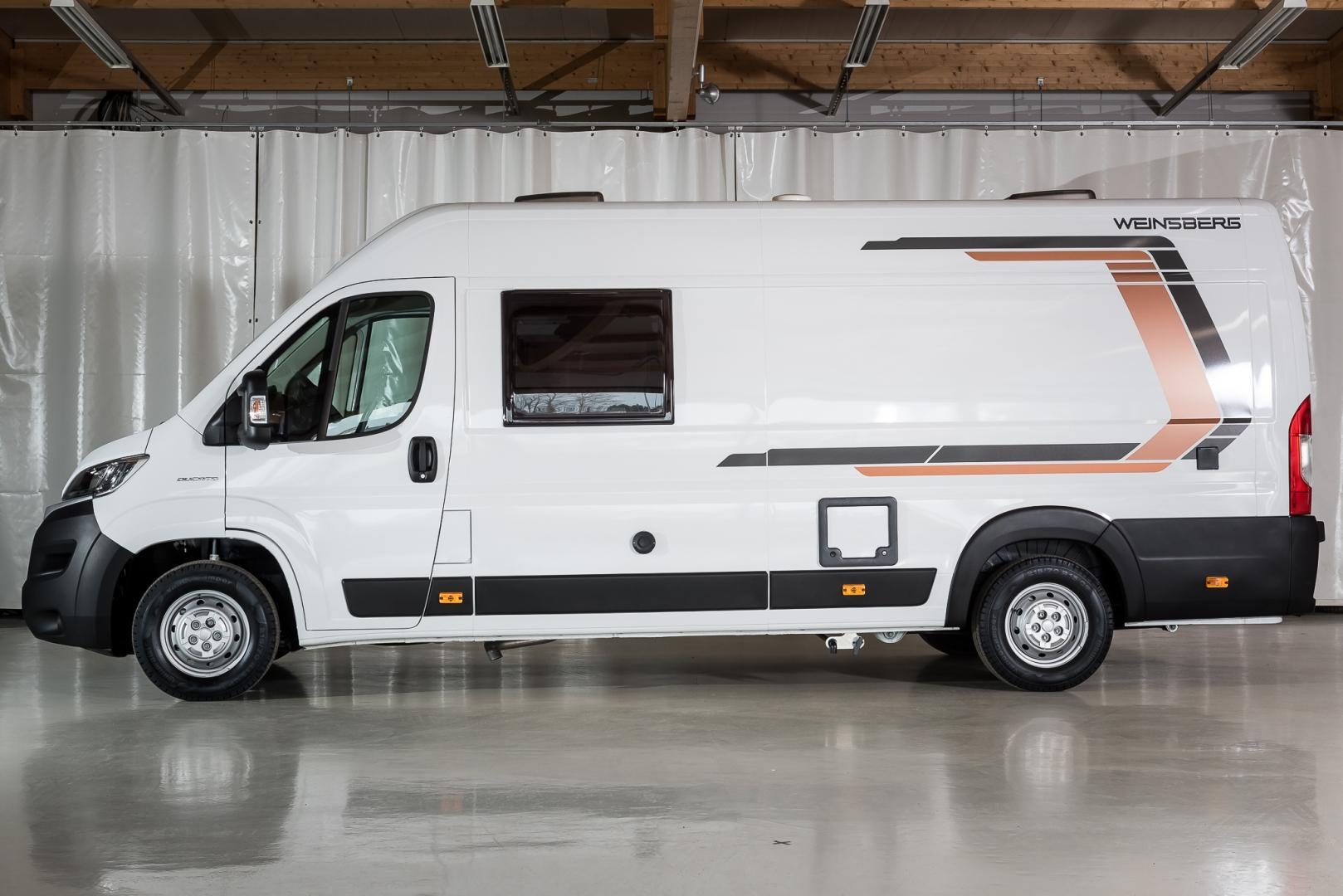 Weinsberg CaraBus 630 ME, 2,3 M-JET 130 HV