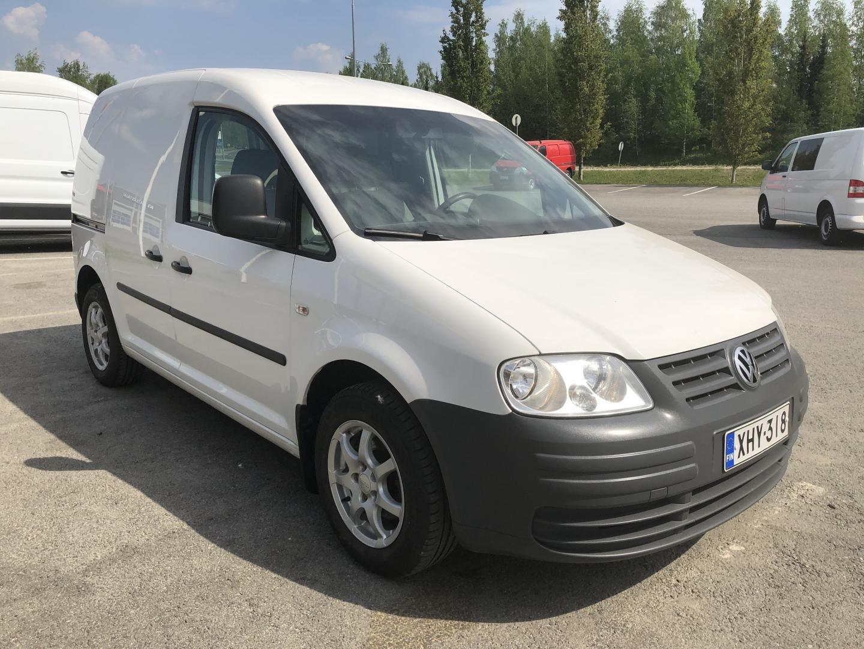 Volkswagen Caddy, 2.0 SDI ILMASTOITU ALV-VÄHENNYSKELPOINEN