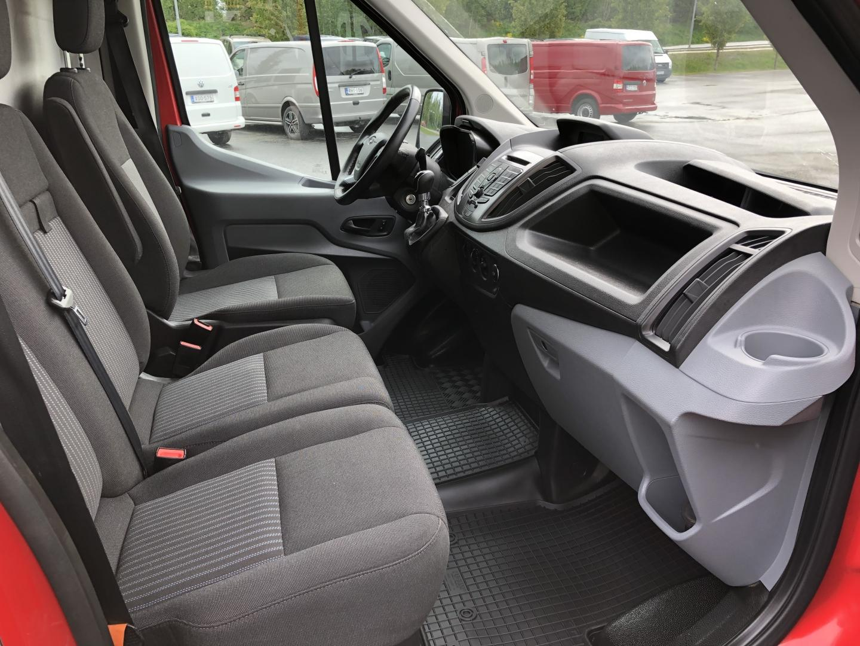 Ford Transit, 2.2TDCi 155HV L3H2 B- KORTILLINEN WEBASTO VETOKOUKKU VAKKARI ILMASTOINTI SIS 24%ALV