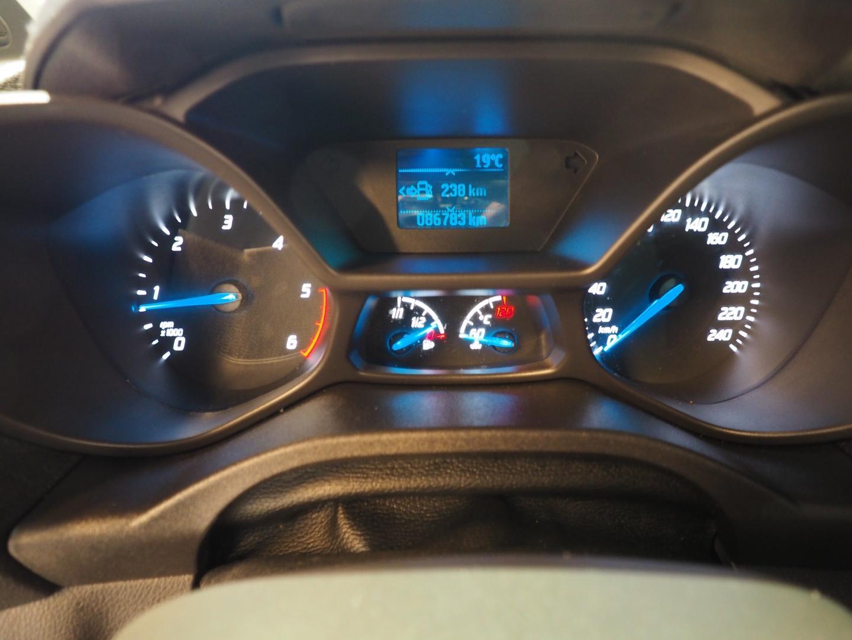 Ford Transit Connect,  95HV TREND L1H1 3-PAIKKAINEN WEBASTO. SIS. 24%ALV