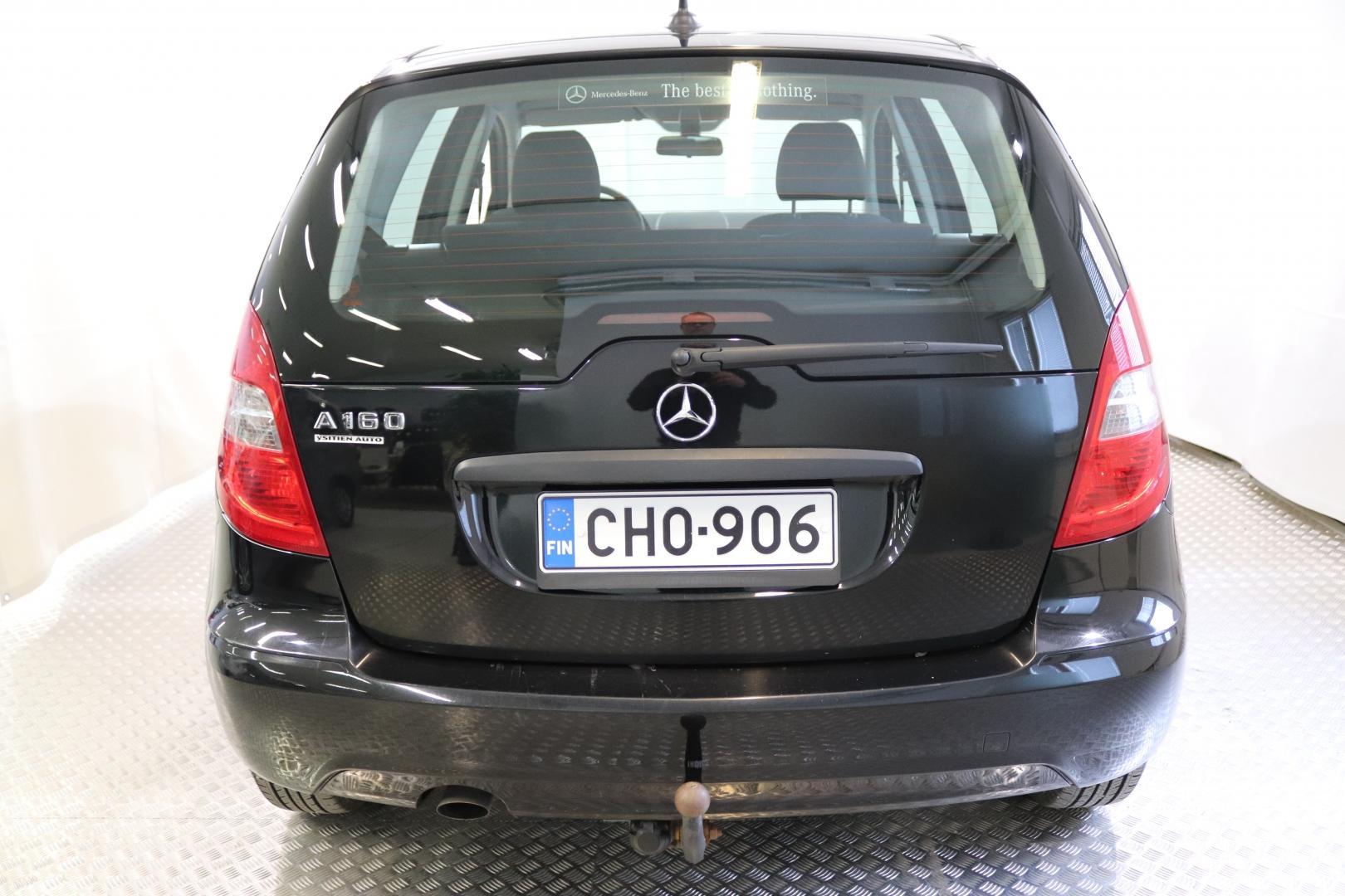 Mercedes-Benz A, 160 BE Business 5d