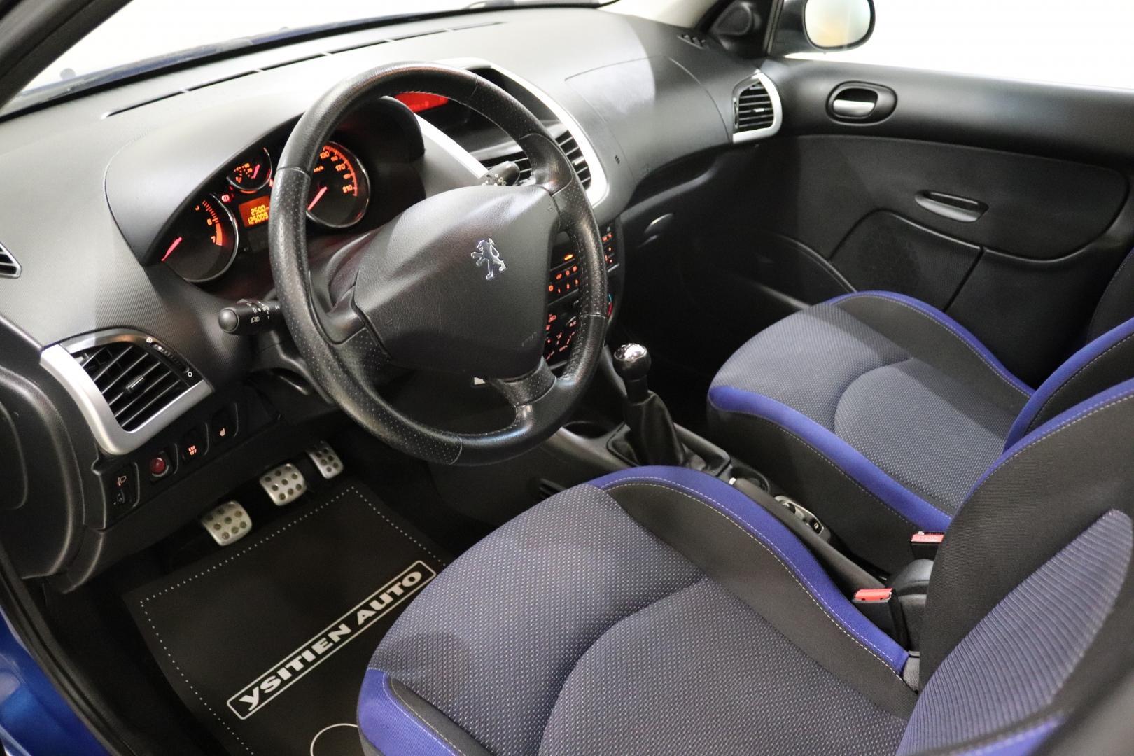 Peugeot 206+, Generation 75 5-ov