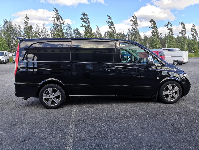 Mercedes-Benz Vito, 120 CDI 204HV V6 AUTOMAATTI 2XLIUKUOVET SIS 24% ALV