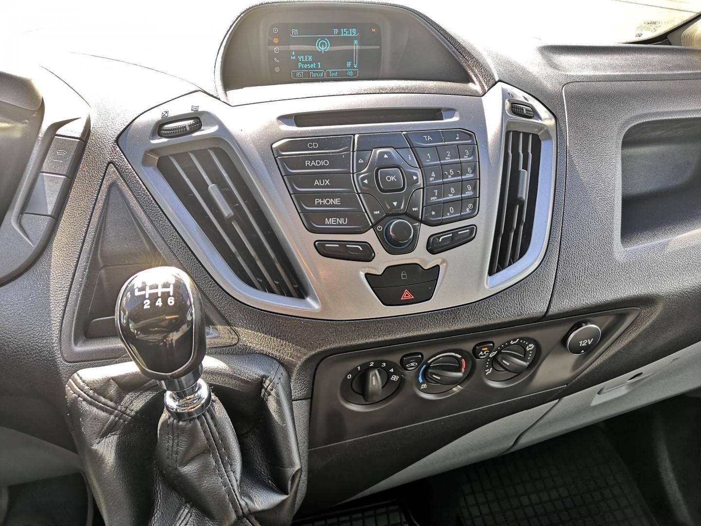 Ford Transit Custom, 310 L2H1 Trend 2.2TDCi 155HV WEBASTO VETOKOUKKU PARIOVET SIS 24% ALV