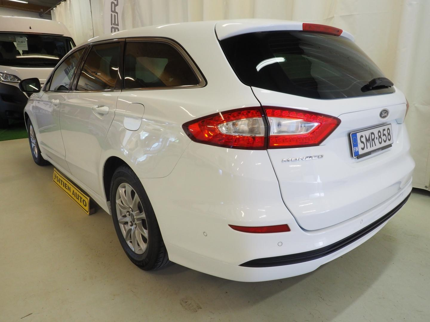 Ford Mondeo, 2,0 TDCi 150hv PowerS Trend Wagon