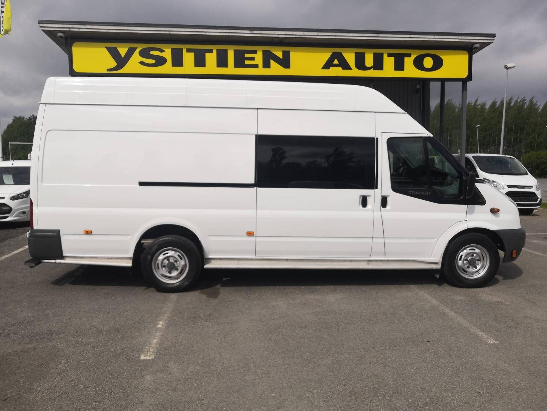 Ford Transit, 350 JUMBO 140HV 2,4l 2+3 HENGEN B-KORTILLINEN WEBASTO SIS 24%ALV