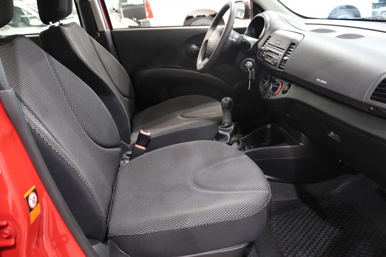 Nissan Micra, 1,2 59 Visia 5-ov